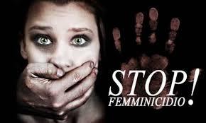 stop femminicidio