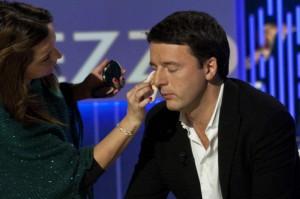 La7 - Renzi ospite alla trasmisione ottoemezzo